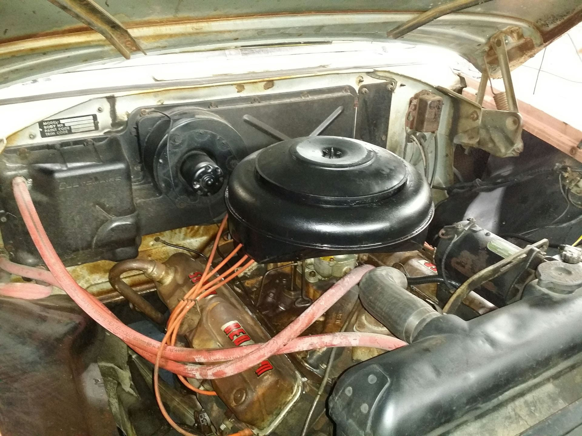1956 Dodge Custom Royal After