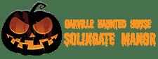 Oakville Haunted House Logo