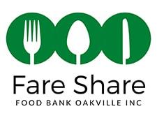 Fare Share Food Bank Oakville